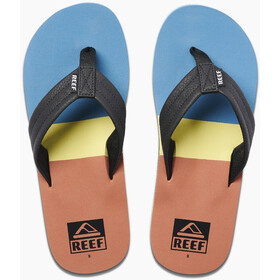 Reef Tri Waters Chaussures Homme, aqua/blue